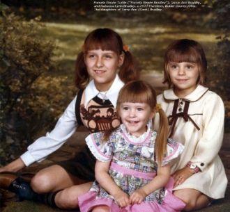 Pam, Jamie, & Becky c.1977