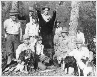 Bear Hunt 1949