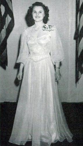 Willidean Jeffrey, Indiana, 1942