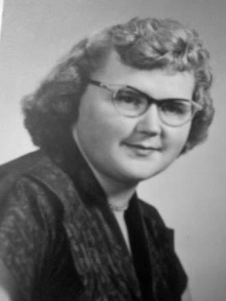 Mollie Kildow 1956