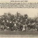 Buffalo Bill Wild West Cast - 1886 Chicago, IL