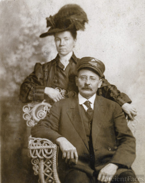 George and Louise