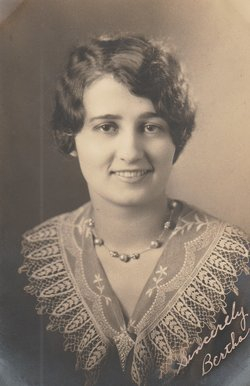 Bertha M. (Patenaude) Meade