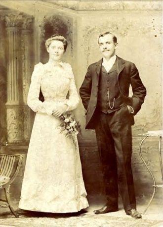 Adams-Haworth Wedding