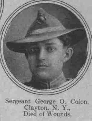 George O Colon