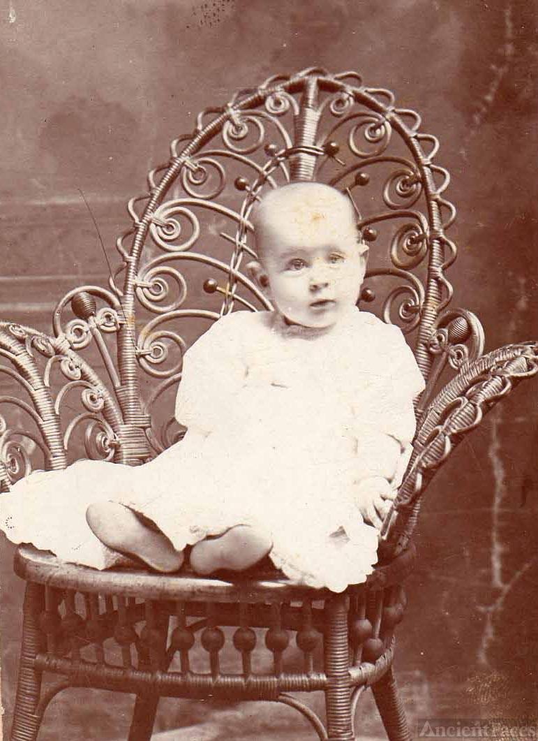 Frank Wilfred Woodbury 1897 - Boone Co., Iowa