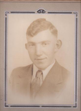 A photo of Elmer L Horner