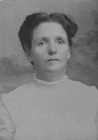 Minnie Elizabeth Eastwood Brown