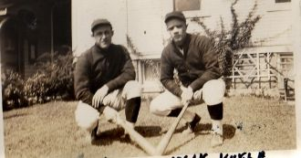 Lester Boehm and Walter Kukla