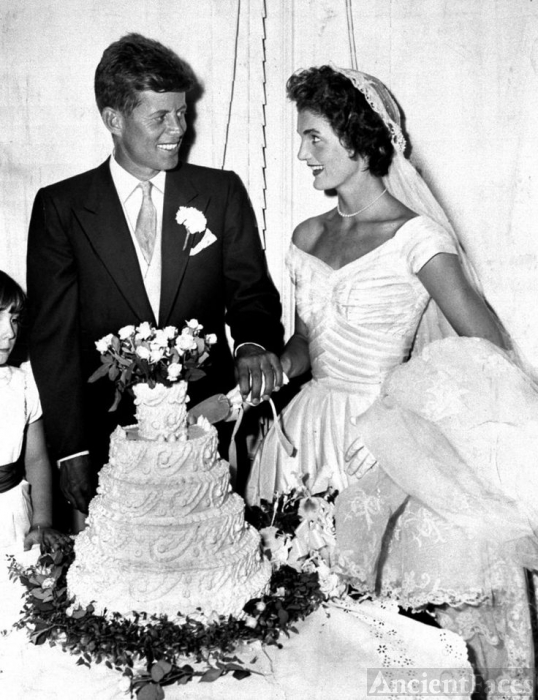 Jackie & Jack Kennedy Wedding