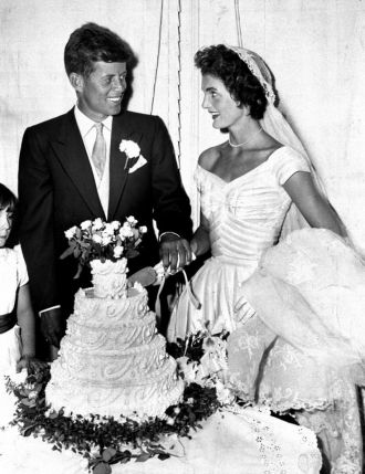 Jackie & Jack Kennedy Wedding