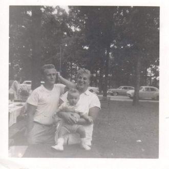 Raymond P Valentine Family