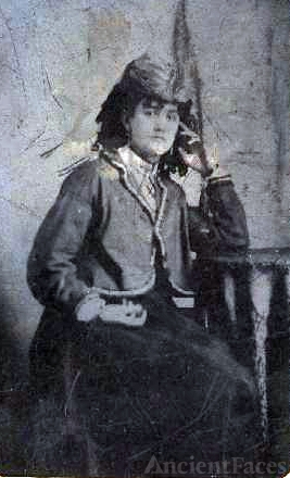 Unknown Ancestor