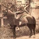 Dad on horseback