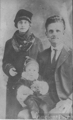William Vernon Dudley Family