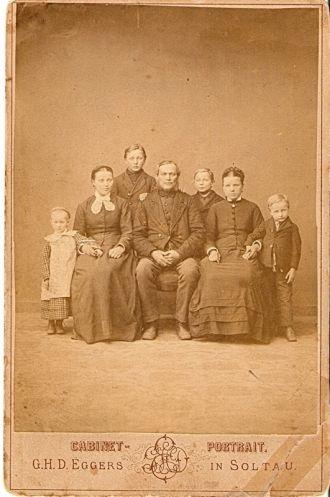Hans C. Meyer & Family