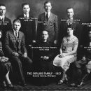 The Corliss Family-1927