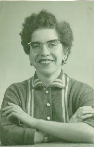 Margaret Ekleberry, High School
