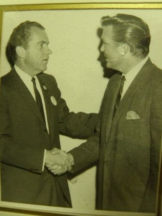 Thomas L Dycus Jr & Richard Nixon