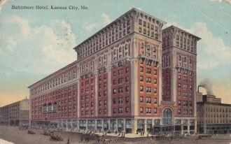 Baltimore Hotel, Kansas City, MO