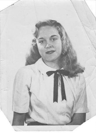 Joan Percival Noeldechen Gilroy Walter