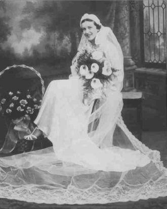 Katherine (Matko) Nicolaus, 1936 PA