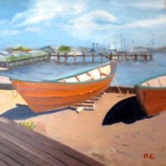 Rosemary Gabriel art