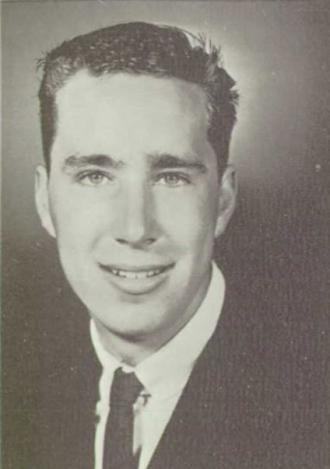 Raymond John Doudell - 1963 Senior High School Yearbook