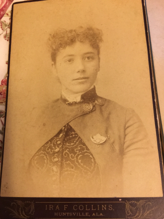 Unknown lady in Alabama