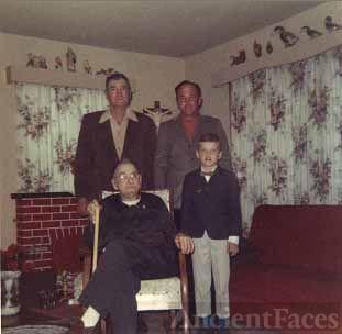 4 Generations of Sam Williams