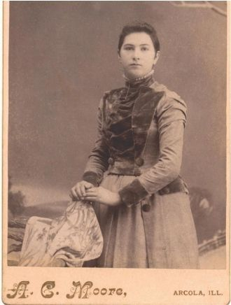 Alice Gertrude Louthan