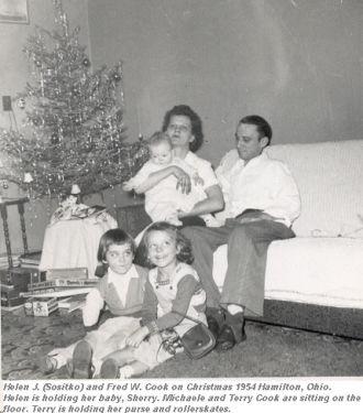 Cook Family Christmas