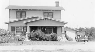 Lacey Family Home