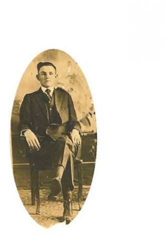A photo of Leonard Elbert McMurry