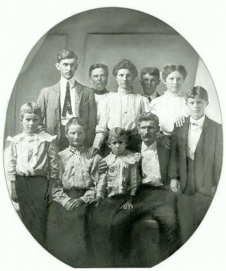 Henley Family, Mississippi