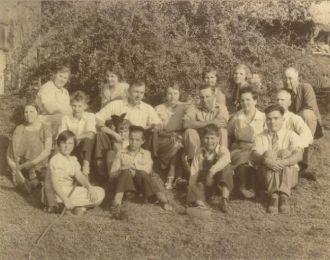 W. S. Chaffee Jr. & Family