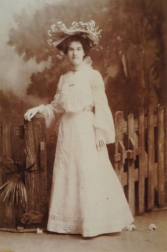 Alice Mary Bromell Revell