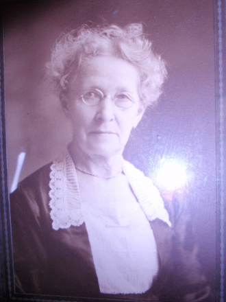 A photo of Frederica (Weiss) Mittwer