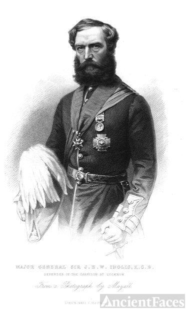 Major General Sir John Inglis
