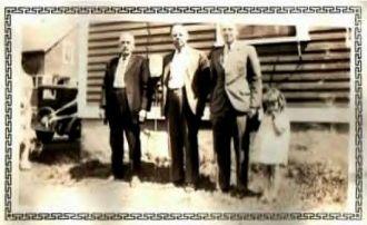 Gregoire, George, Wilfred & Phyllis Despathy