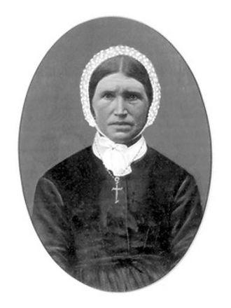 Anna (Kirscht) Mueller