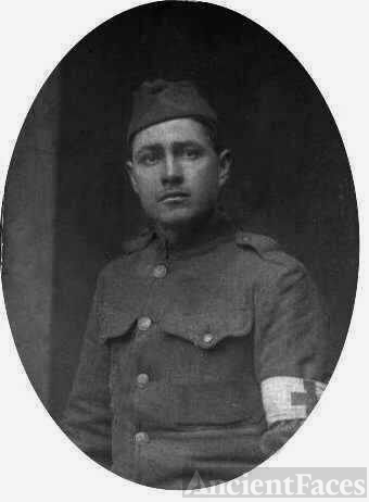 Fred Lee Patchin around 1918