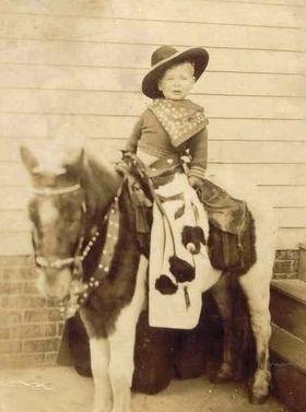 Ridem' Cowboy!