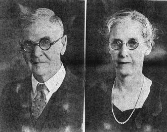 Maxwell and Ada Jane Harader McKenzie