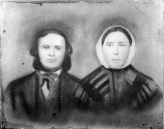 Denis and Mary Connelly