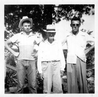 Joe & Enoch Stout & Amos Price