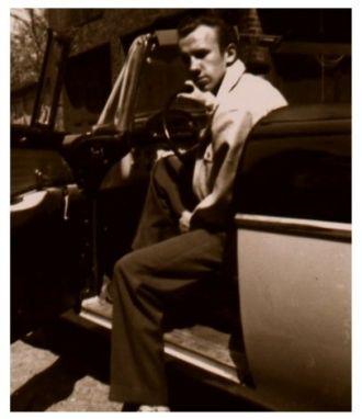 A photo of Albert James Thayer