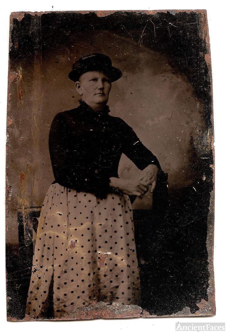 Mary Ann (Thomas) O'Gara