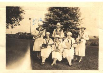 Sailor Girl Band?
