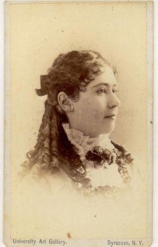 A photo of Ella D. Corey